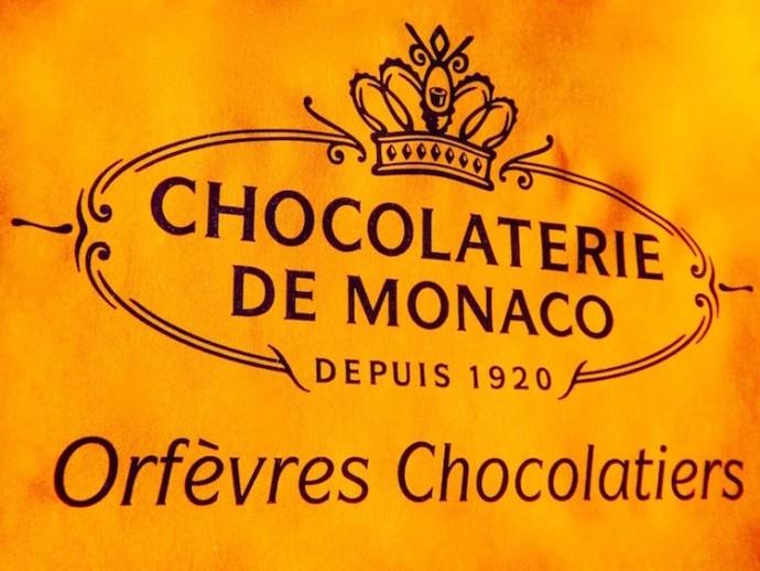Logo Chocolaterie de Monaco