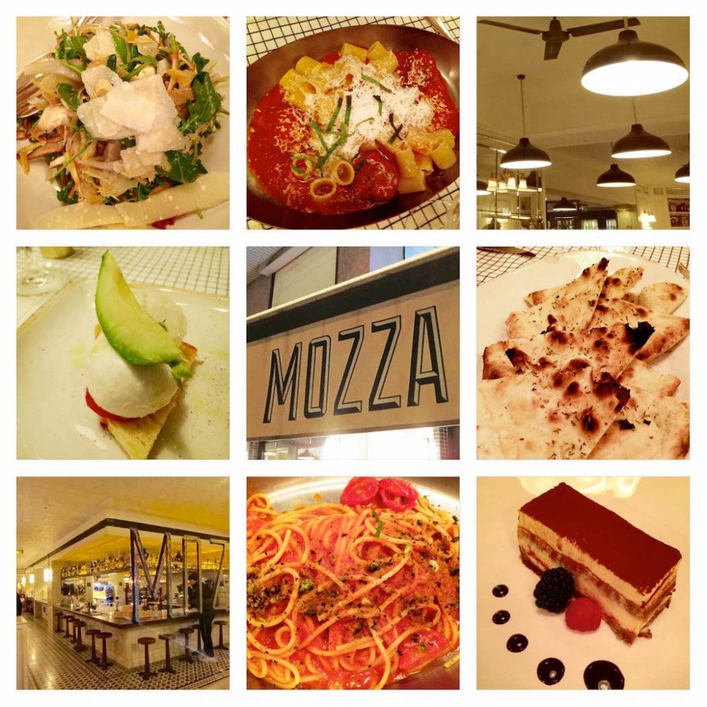 Restaurant Mozza Monaco