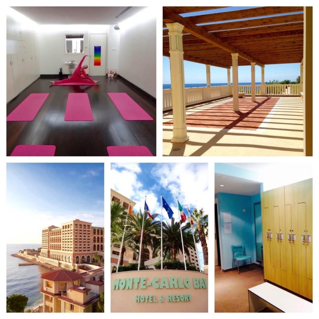 Yoga Monte-Carlo Bay Hôtel Monaco avec Anette Shine