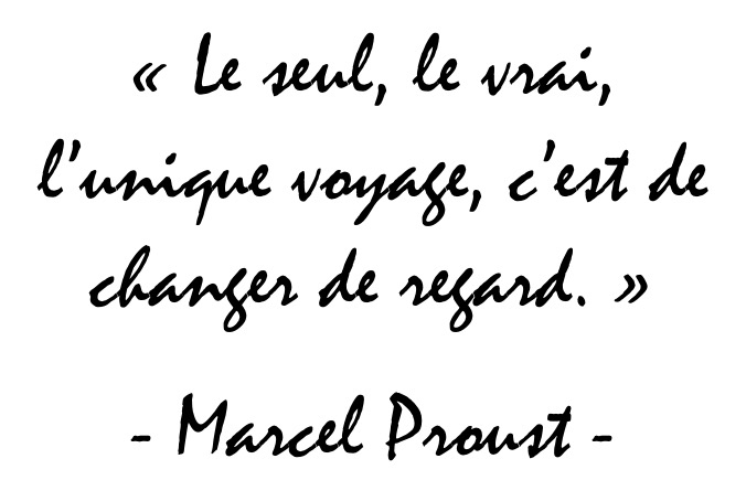 Citation Marcel Proust