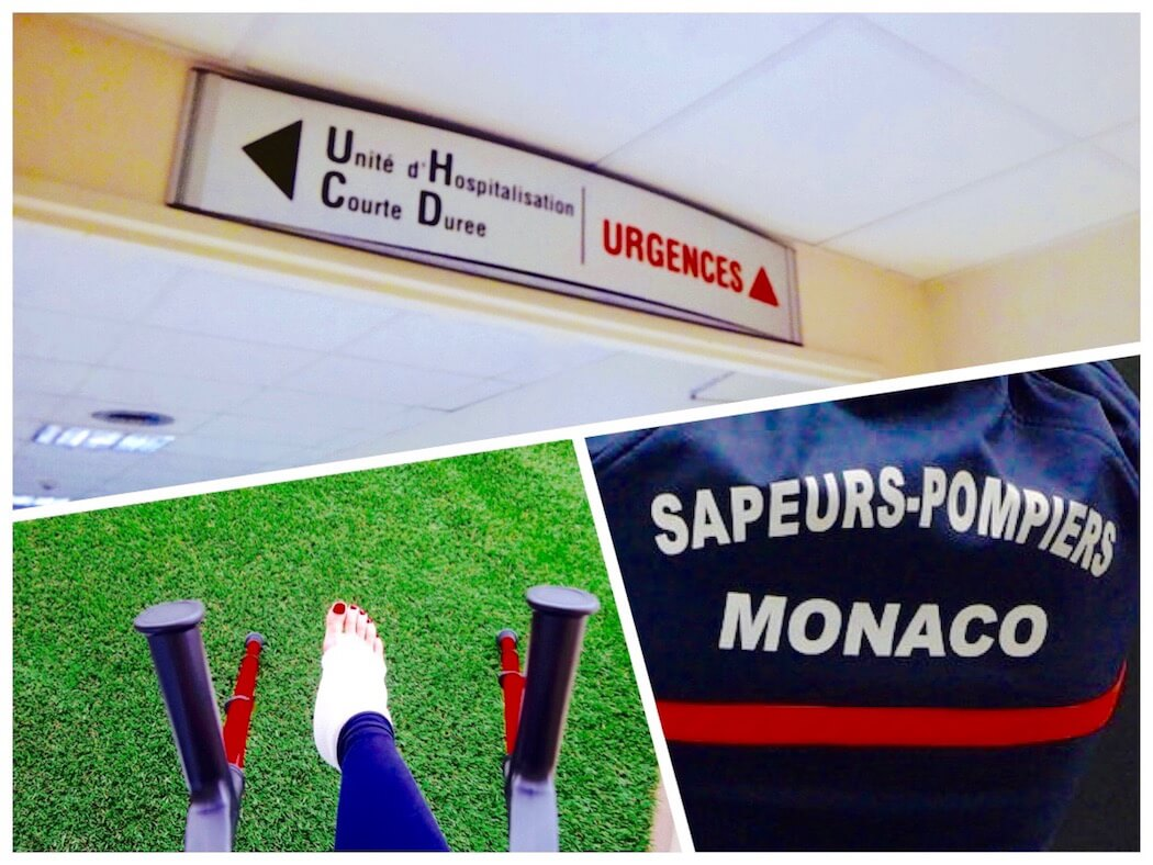 Pompiers et Urgences Monaco