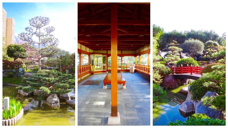 promenade au jardin japonais my monaco. Black Bedroom Furniture Sets. Home Design Ideas