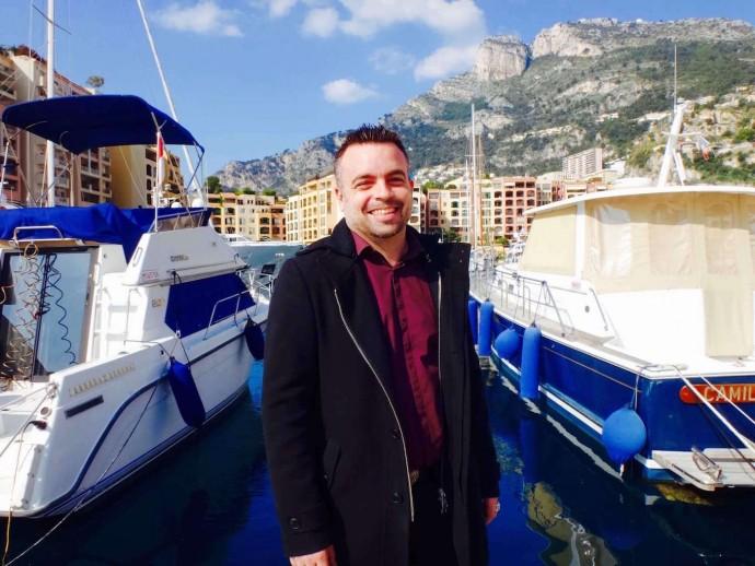 Vincent Le Béguec - Interview My Monaco