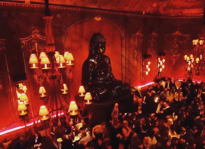 "Espace ""Lounge Bar"" du Buddha-Bar Monte-Carlo"