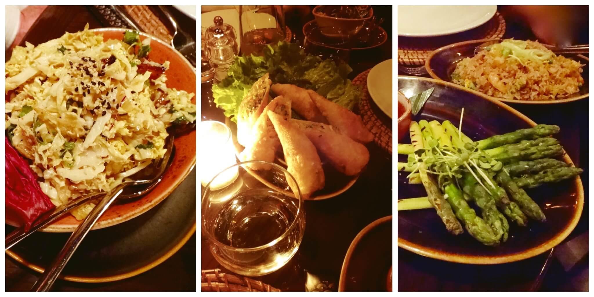 """Dîner au Buddha-Bar Monte-Carlo (et l'inoubliable """"Chicken Salad"""" à gauche !)"""