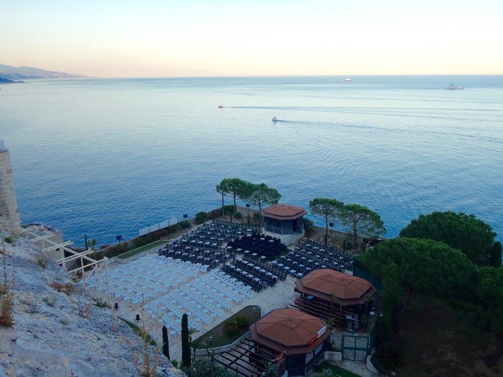 Open Air Cinema Monaco