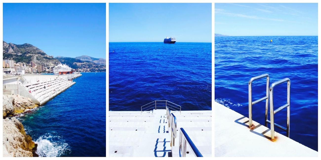 Digue Flottante Solarium Monaco