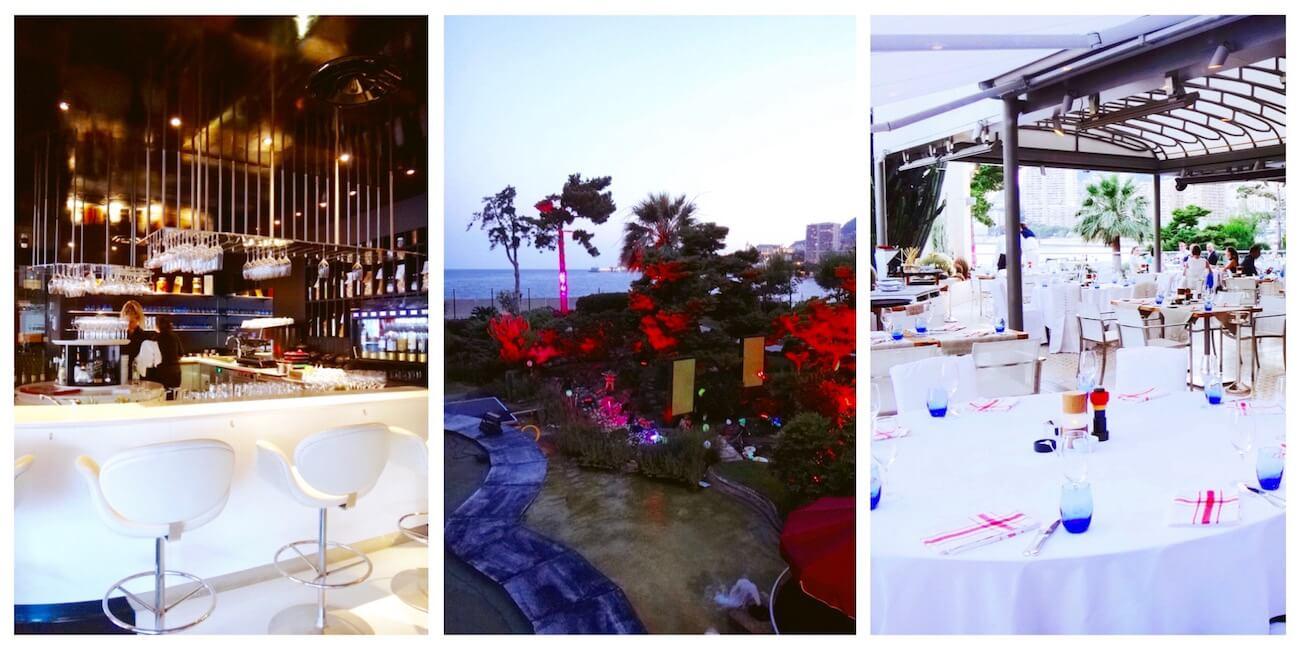 Restaurant Alain Ducasse La Trattoria My Monaco - Lieu