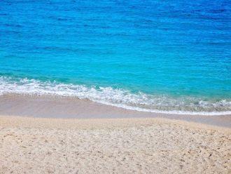 Eau turquoise Monaco