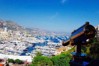Port Hercule Monaco Yacht Show
