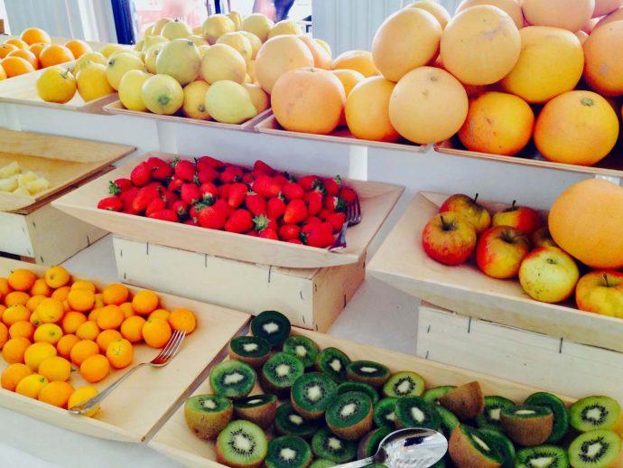 Fruits Bio Monte-Carlo Beach Hôtel Monaco