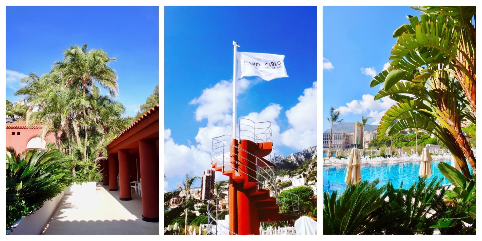 Le sublime Monte-Carlo Beach Hotel