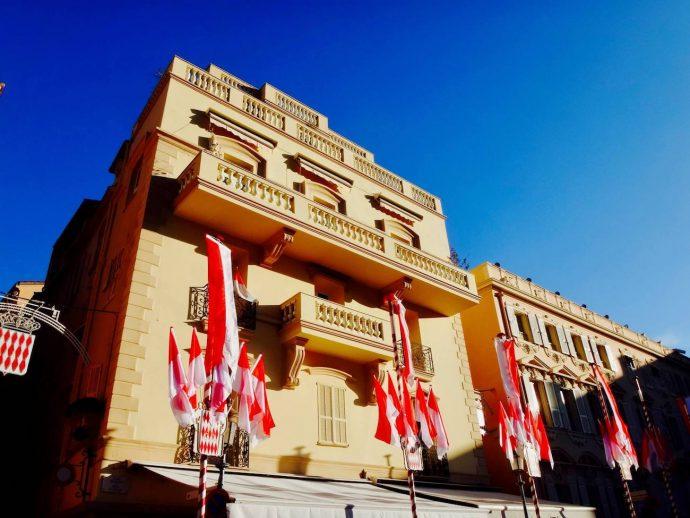 Fête nationale Monaco 19 novembre