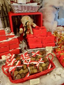 Noël Chocolaterie de Monaco