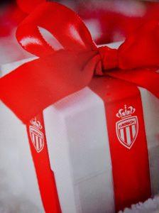 AS Monaco cadeau Noël
