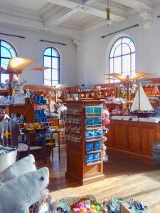 Boutique Musée Océanographique Monaco