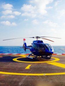 Hélicoptère Monacair