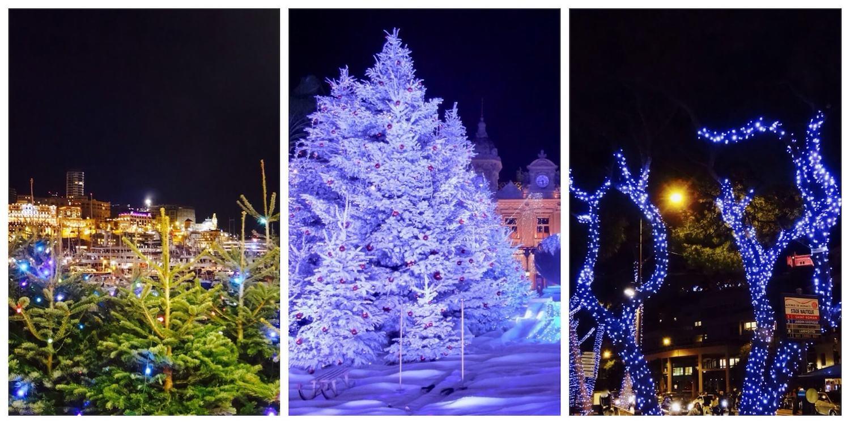 Illuminations Noël Monaco
