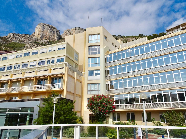 Maternité du CHPG à Monaco