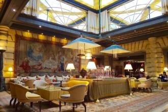 Lobby Bar de l'Hôtel Métropole à Monaco