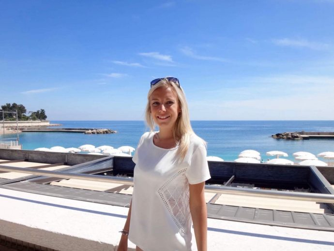 Emmanuelle Martin - Rencontre My Monaco